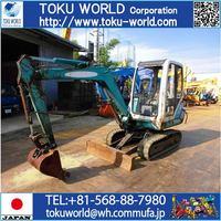 PC20-7 Used 0.07m3 KOMATSU Mini Excavator Japan