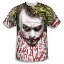 Bigworld factory custom printed 3d T Shirts oem sublimation 3d t-shirt hot sale