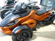 Brand new Spyder RT-S SM5 motorcycle RT manual bike 3 wheel trike BRP