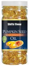 suplementos alimentares para homens de semente de abóbora óleo cápsula macia gmp certified