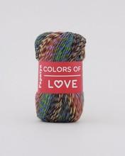 Chunky Hand Knitting Yarn Colors of Love 8212