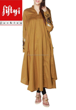 New Collection latest Design Lon kurti 2015