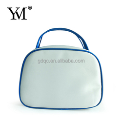 2012 hot sale designer high quality cosmetic bag leather