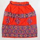 Da tela do Vintage Boho indiano Banjara bordados saias