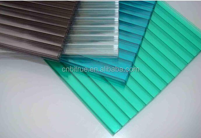 porcelaine de couleur feuille de polycarbonate de toiture. Black Bedroom Furniture Sets. Home Design Ideas