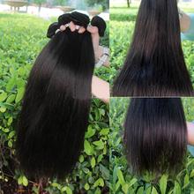 Stock Grade 10A Unprocessed Body Wave Human Hair Brazilian Hair Wholesale In Brazil
