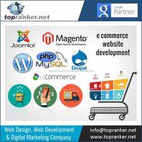 Best B2B B2C C2C Ecommerce Website Design and Development Company