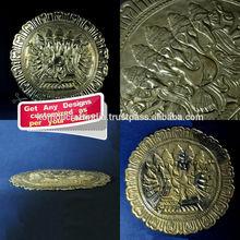Martilleo arte - imágenes de jesús cristo jesús de la escultura de bronce - jesús mural de la pared