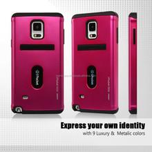 Mercury iPocket Premium Bumper phone case (Hot pink)