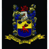 Family Crest (Coat of Arms) Blazer Badge - Family crests & coats arms