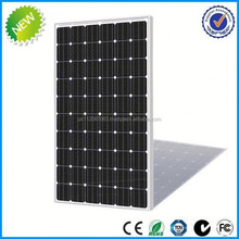 2015 Newest 12v 100w 200w solar panel
