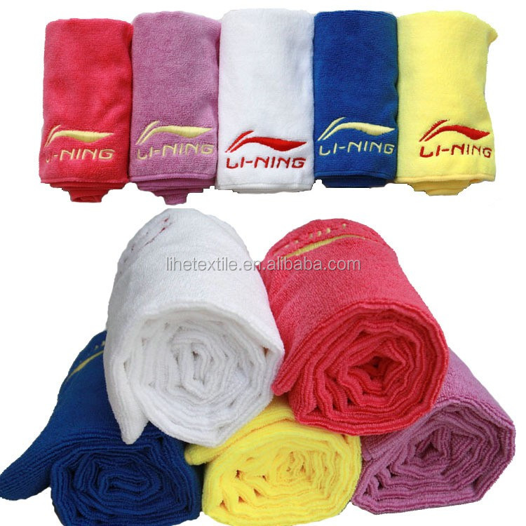 Oem Logo Printed Microfiber Sports/gym Towel,Yoga Towels