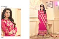 Karishma kapoor Pink Designer Embroidery worked salwar kameez