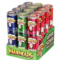WARHEADS SUPER SOUR SPRAY