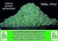 Sulfate ferreux feso4.7h2o