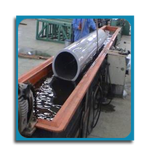 under water 14 inch ultra testing seamless tubes