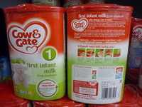 Cow Gate First Infant Milk from Newborn Stage 1 - 900g - INFANT BABY MILK AVAILABLE