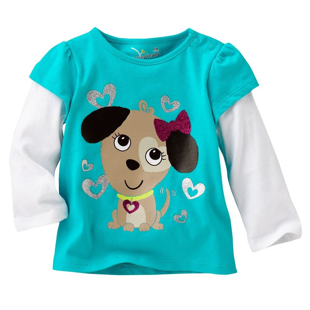 Shop for the best Cute baby t-shirts right here on Zazzle. Upgrade your child's wardrobe with our stylish baby shirts.