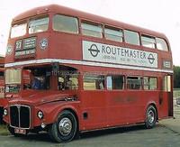 USED BUSES - LEYLAND ACE DOUBLE DECKER BUS (LHD 5859 DIESEL)