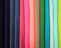 Stocklot Fabric/Textile Stocks/Textile Remnant POLY CDC STRETCH