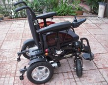 W-HA1032 Lighting Electric powered wheelchair