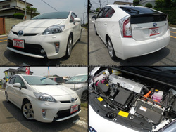 Popular durable used Toyota hybrid Japanese car with navigation systems