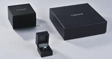 Black Custom Print Watch Box Cardboard Watch packing Gift Box