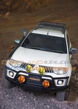 4X4 Accessories FRONT BUMPER Touring for Mitsubishi Pajero