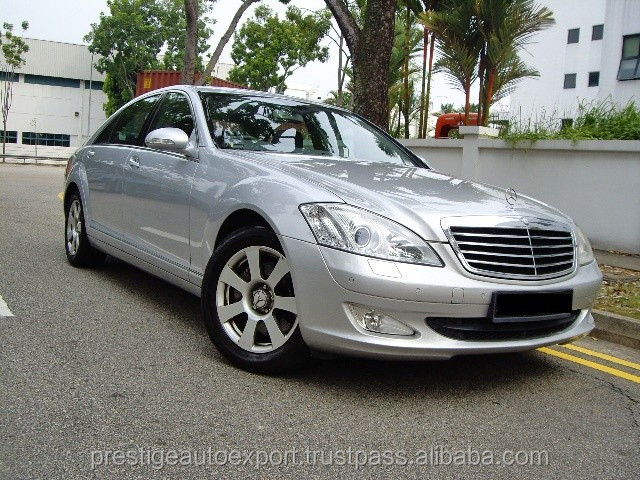 Singapore Used Car Exporters Mercedes Benz