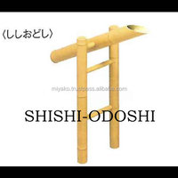 Japanese style garden , NIHON-TEIEN , Shishiodoshi , Bamboo products , Made in japan