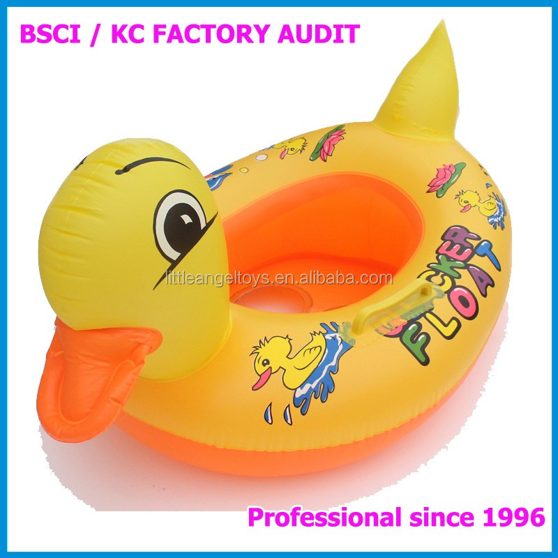 Inflatable Water Play Equipment Inflatable Swan Raft Float