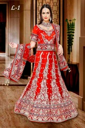 Designer Wedding Bridal Lehengas for women