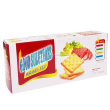 Salty Crackers A Steak beef 200g/Biscuits