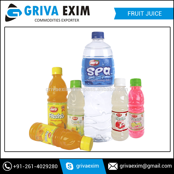 Best Brand 100% Natural Fruit Juice