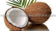 whole dried coconut