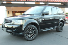 Used (LHD) Land Rover Range Rover Sport HSE 2012