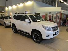 2012 Toyota Land Cruiser 3.0 d-4d
