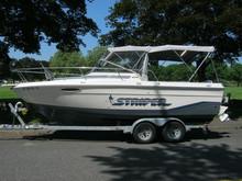 Used 1996 Seaswirl Striper 1850WA Cuddy Cabin Boat