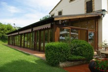 An amazing agritourism in Italy