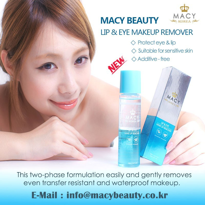 Korea Brand Cosmetic/makeup Remover/eye Remover - Buy Makeup RemoverKorean Cosmetics Brands ...
