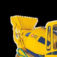 Self Loading Concrete Mixer (Argo 4000)