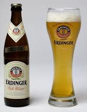 Erdinger Wheat Beer Bottle