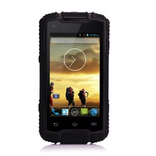 the lowest in the history 4.0inch 480*800 high quality rugged smartphone android GPS WIFI BT full functions smartphone NFC PTT