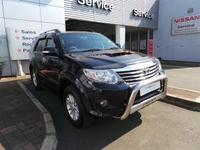 2012 TOYOTA FORTUNER CAR