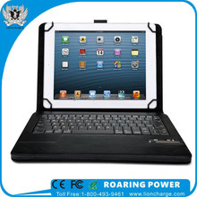 KINGBLU Tablet Cover Universal Detachable Wireless Bluetooth Keyboard For 9-10.1 inch Tablet