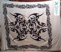 colchas de algodón, hecho a mano en india tribal etnica impreso tapicería