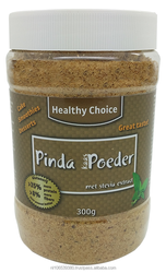 Healthy Choice Peanut Butter Powder with stevia extract