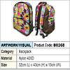 Nylon Day Backpack / backpack bag