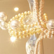 Премиум жемчужное ожерелье картины с различными цветами, Сделано в японии