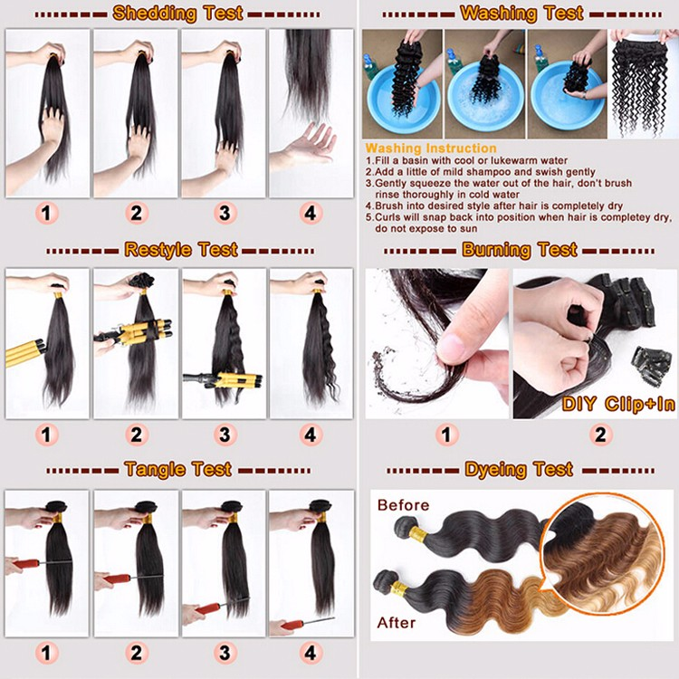 7a Grade Brazilian Hair Onlinewholesale Brazilian Virgin Hair